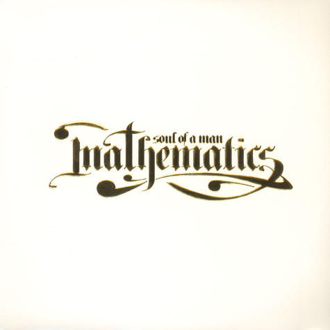 Allah Mathematics - Soul Of A Man