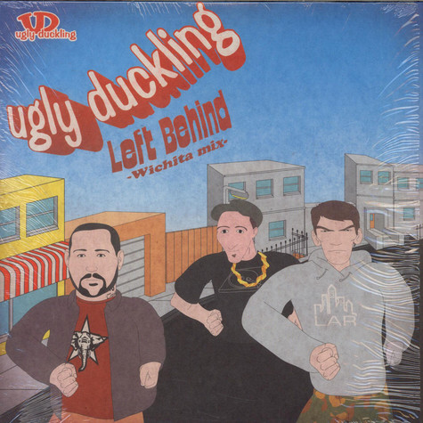 Ugly Duckling - Left Behind (Wichita Mix)