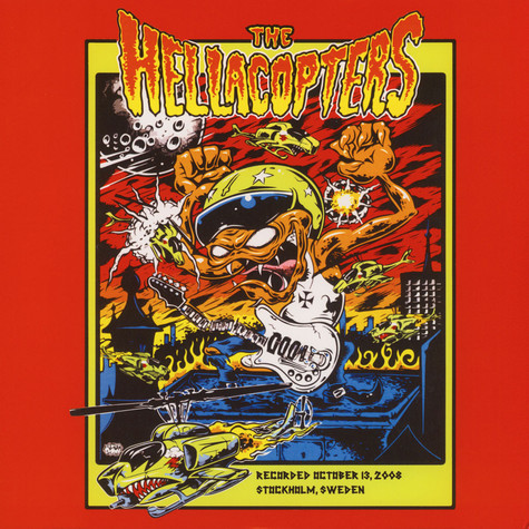 Hellacopters - Stockholm 2008