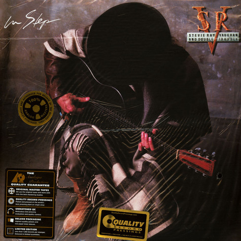 Stevie Ray Vaughan - In Step 45RPM, 200g Vinyl Edition