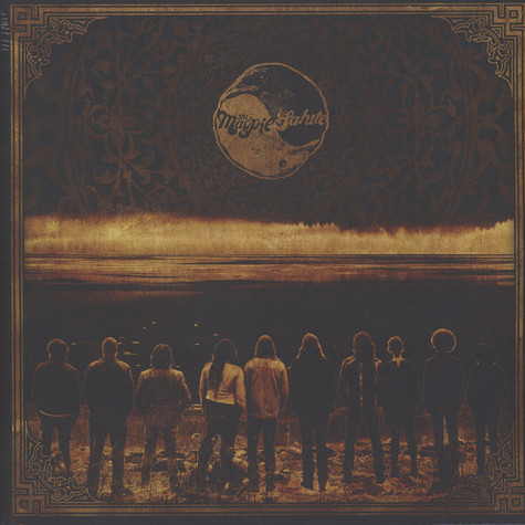 Magpie Salute, The - The Magpie Salute Black Vinyl Edition