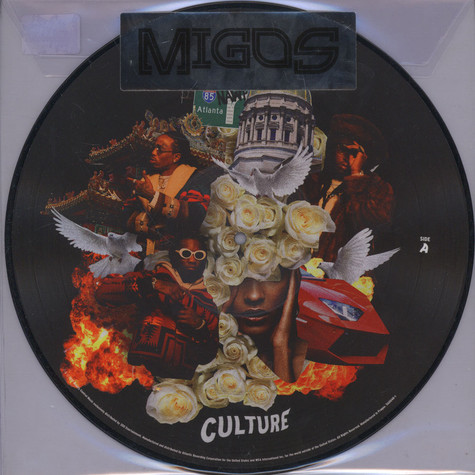 Migos - Culture Picture Disc