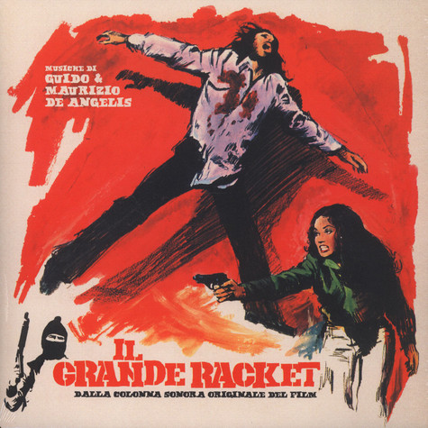 Guido & Maurizio De Angelis - OST Il Grande Racket (The Big Racket)