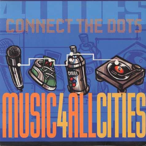 V.A. - Connect The Dots: Music For All Cities