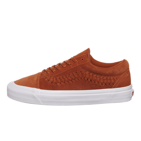 779e197899778b Vans - UA Old Skool Weave DX (Glazed Ginger)