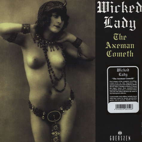 Wicked Lady - The Axeman Cometh