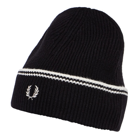 Fred Perry - Twin Tipped Lambswool Beanie