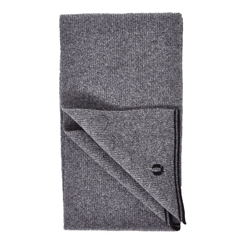 Fred Perry - Twin Tipped Lambswool Scarf