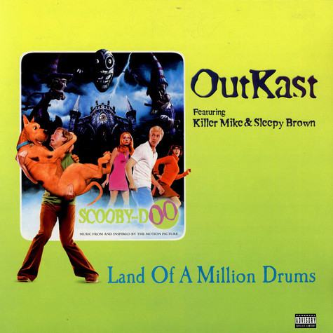 OutKast - Land Of A Million Drums