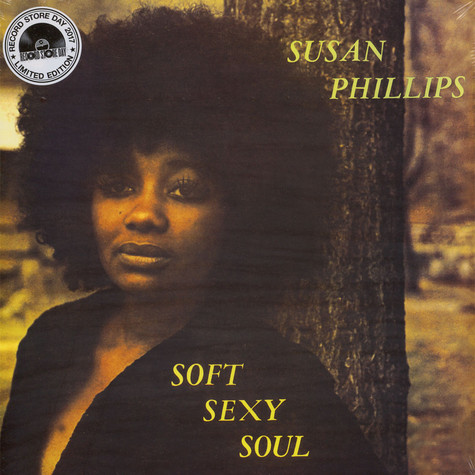 Susan Phillips - Soft Sexy Soul