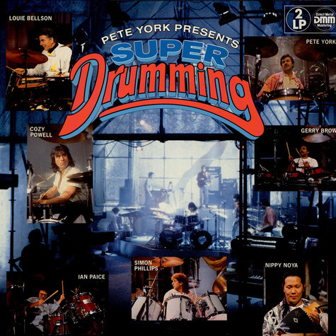 V.A. - Pete York Presents Super Drumming Volume 1