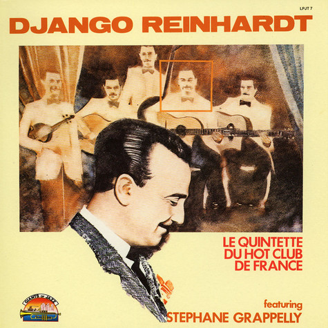 Django Reinhardt - Le Quintette Du Hot Club De France Feat. Stephane Grappelly