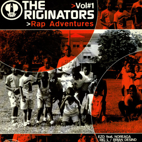 Originators, The - Rap Adventures Vol. 1