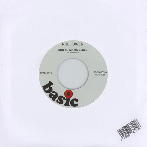Noel Owen - Run To Mama Blues