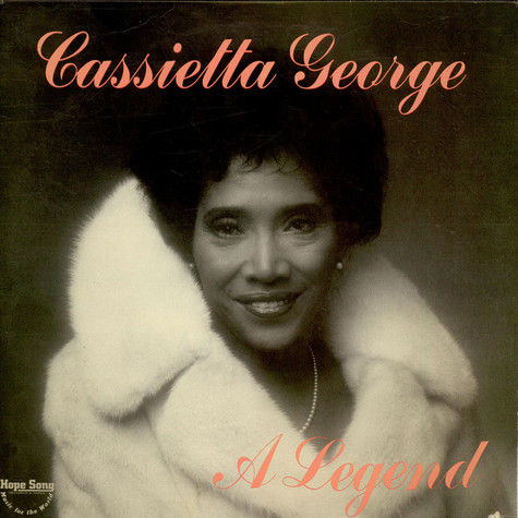 Cassietta George - A Legend