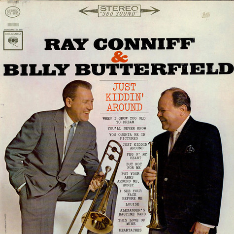 Ray Conniff & Billy Butterfield - Just Kiddin' Around