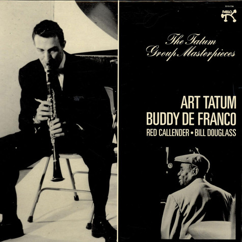 Art Tatum & Buddy DeFranco - The Tatum Group Masterpieces
