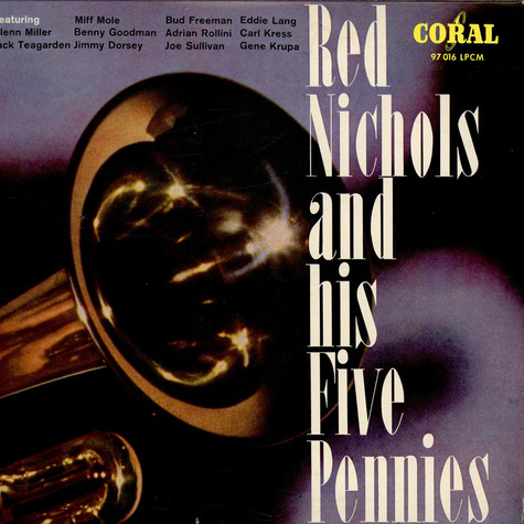 Red Nichols And His Five Pennies - Red Nichols And His Five Pennies