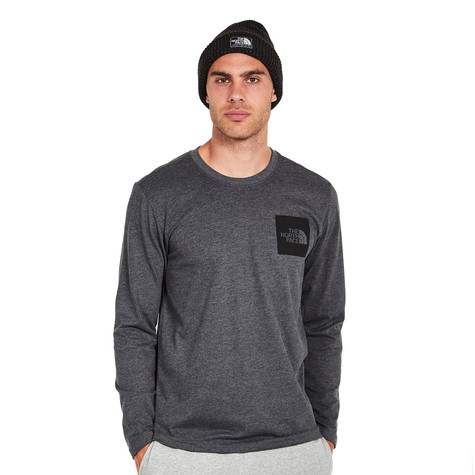 306c04cdc The North Face - L/S Fine Tee