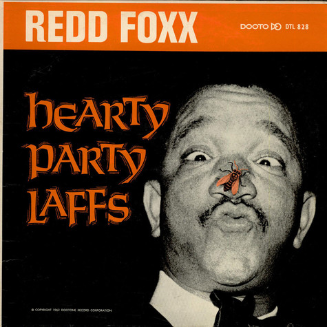 Redd Foxx - Hearty Party Laffs