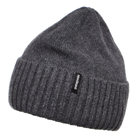 c59a0683700c6 Patagonia - Brodeo Beanie (Feather Grey)