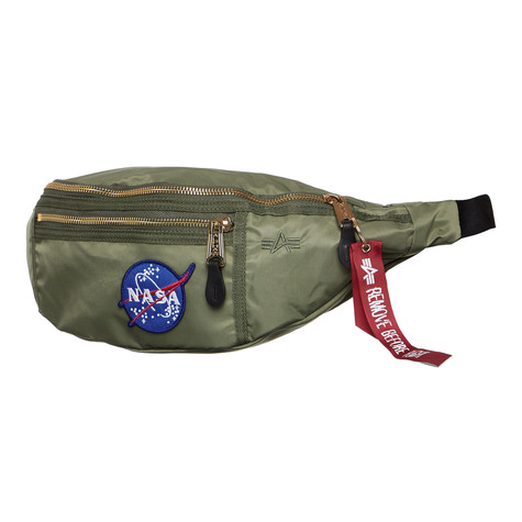 Alpha Industries - Survival Waist Bag NASA