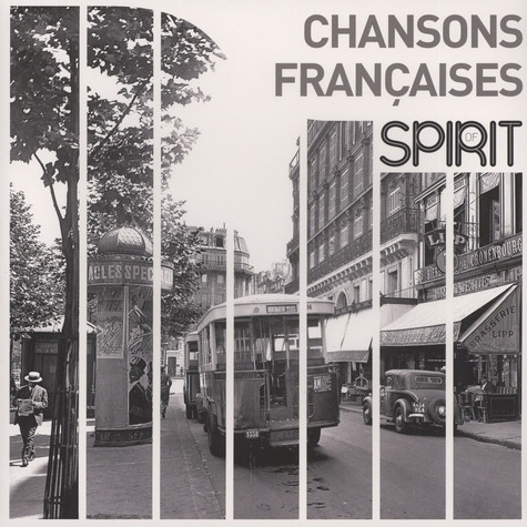 V.A. - Spirit Of French Songs