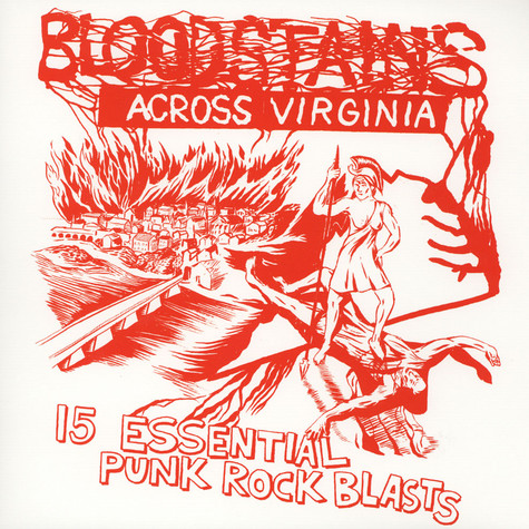 V.A. - Bloodstains Across Virginia