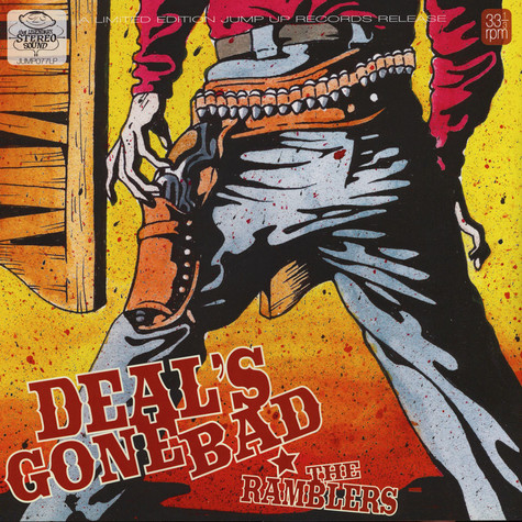Deals Gone Bad - The Ramblers Red Vinyl Edition