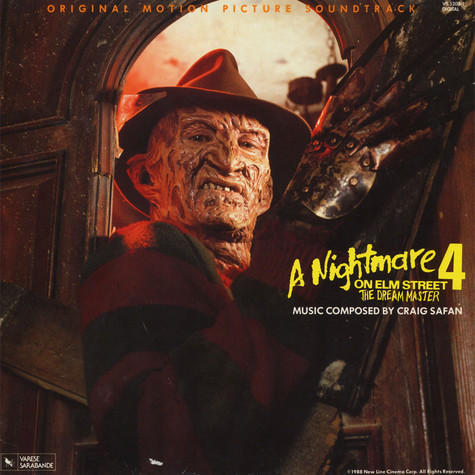Craig Safan - A Nightmare On Elm Street 4: The Dream Master