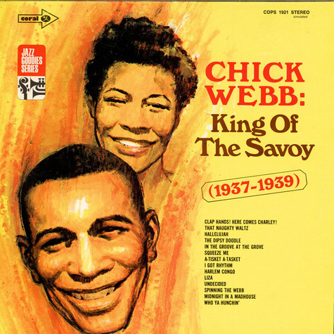 Chick Webb - King Of The Savoy 1937-1939