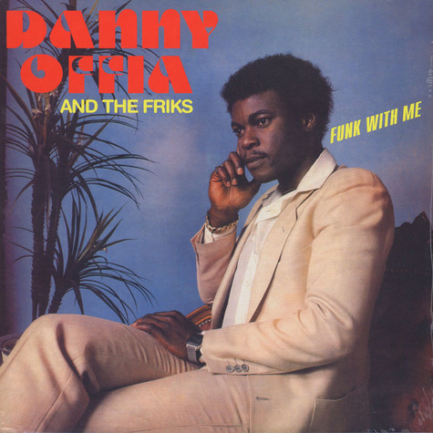 Danny Offia - Funk With Me