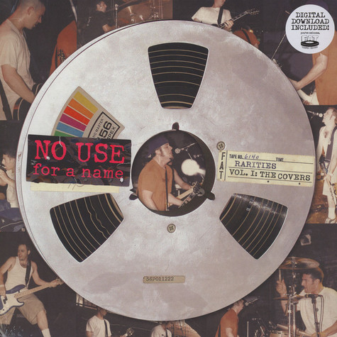 No Use For A Name - Rarities Volume 1 - The Covers
