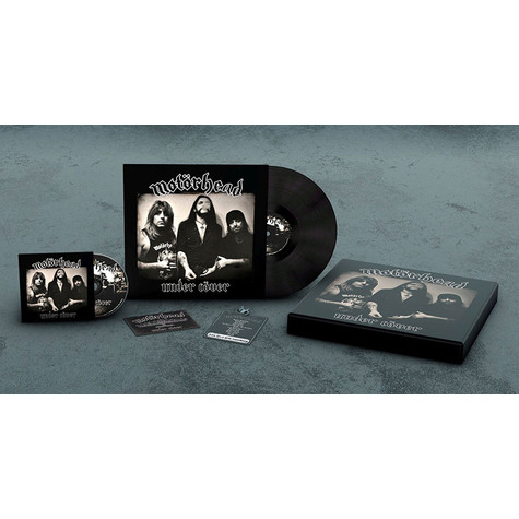 Motörhead - Under Cöver Box Set