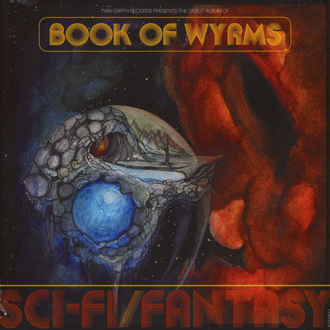 Book Of Wyrms - Sci-Fi / Fantasy