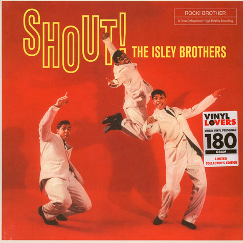 Isley Brothers - Shout!