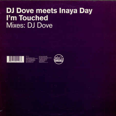 DJ Dove Meets Inaya Day - I'm Touched