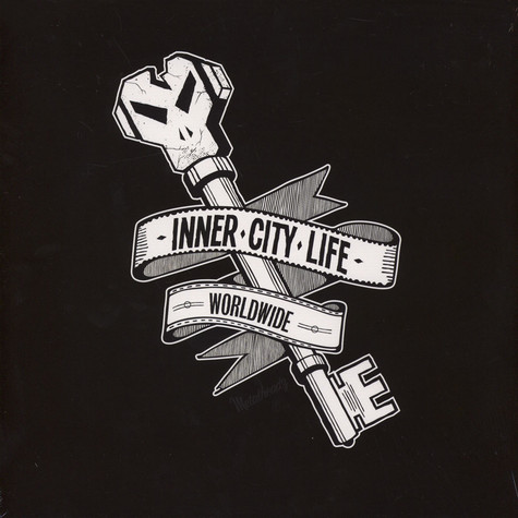 Goldie - Inner City Life 2017 / Burial Remix Silver Vinyl Edition