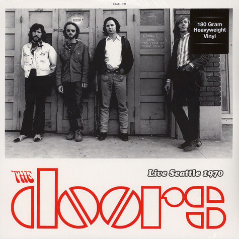 Doors, The - Live At Seattle Center Coliseum June 5, 1970