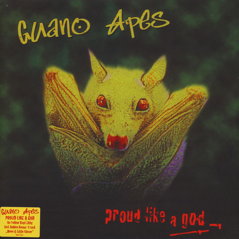 Guano Apes - Proud Like A God Yellow Vinyl Edition
