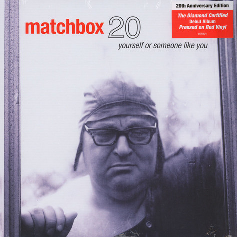 Matchbox Twenty - Yourself Or Someone Like You Red Vinyl Edition