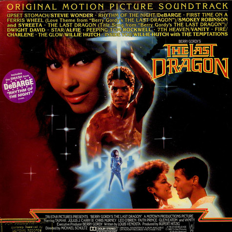 V.A. - OST Berry Gordy's The Last Dragon