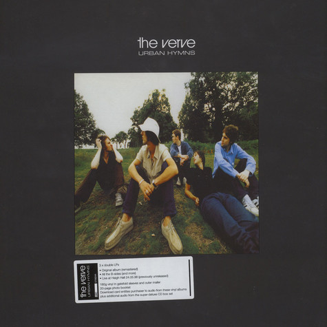 Verve, The - Urban Hymns 20th Anniversary Edition Deluxe Box