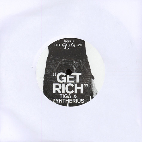 Tiga & Zyntherius - Get Rich