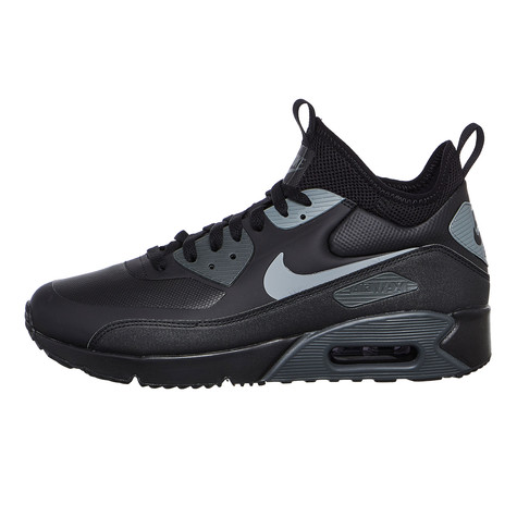 the best attitude ae291 af3b3 Nike - Air Max 90 Ultra Mid Winter (Black / Cool Grey / Anthracite ...