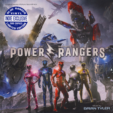 Brian Tyler - OST Power Rangers