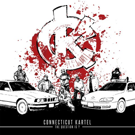 Connecticut Kartel - The Question Is? Black Vinyl Edition