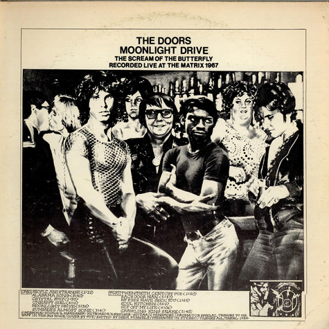 Doors, The - Moonlight Drive