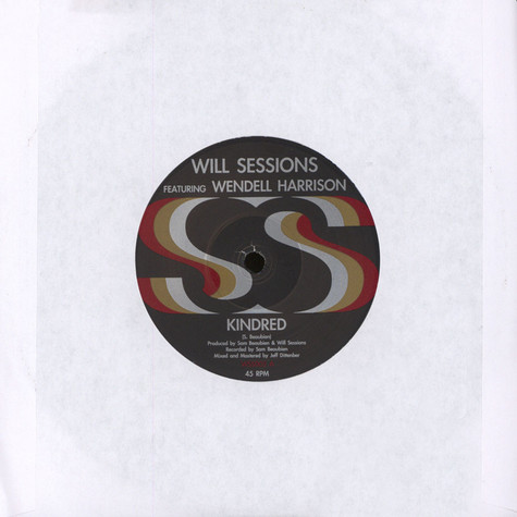 Will Sessions - Kindred / Polyester