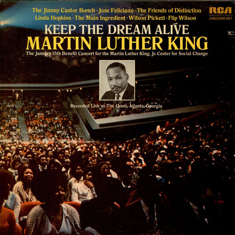 V.A. - Keep The Dream Alive Martin Luther King